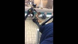 Nonton Burger King Employee and Customers viciously gang-up and assault Homeless man Film Subtitle Indonesia Streaming Movie Download