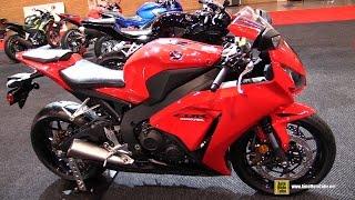 9. 2015 Honda CBR 1000RR - Walkaround - 2015 Toronto Motorcycle Show