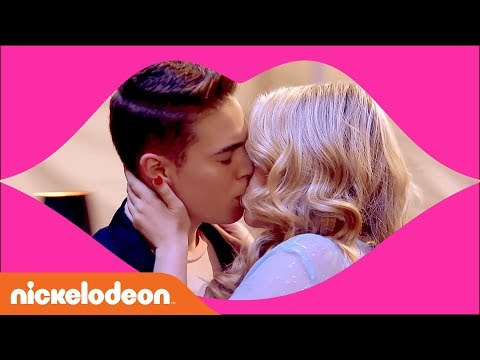 Who Had The Top Nick Smooches?! 💋 Ft. School Of Rock's Fremmer, Carly & Freddie, & More! | Nick