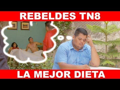 Dieta para bajar de peso - La mejor dieta - Rebeldes TN8