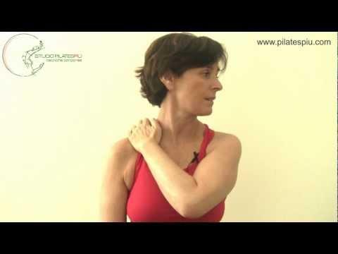 automassaggio per cervicali e contrazioni muscolari