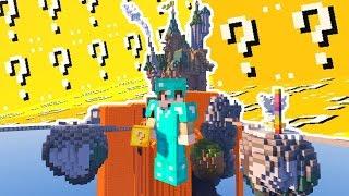 Minecraft: LUCKY BLOCK BRIDGES DEATH SIMULATOR | MODDED MINI-GAME