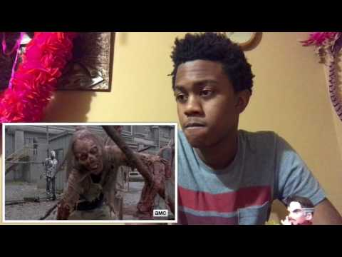 The Walking Dead Season 8 Official Comic-con Trailer Reaction!!!!