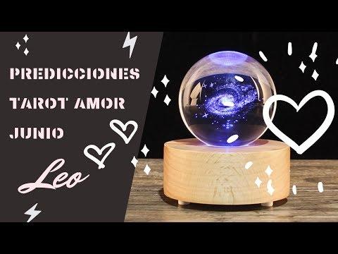 Tarjetas de amor - Leo  Tarot Amor Junio