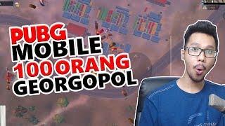 Video 100 ORANG DI GEORGOPOL? - PUBG MOBILE INDONESIA MP3, 3GP, MP4, WEBM, AVI, FLV Maret 2019