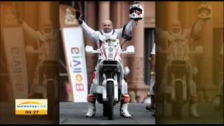 Polski motocyklista Michał Hernik zginął na rajdzie Dakar!