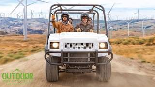 "7. Your New Favorite Work Horse: 2019 Kawasaki Mule 4000 Transâ""¢ 