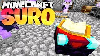 Neues Team + Verzauberungstisch! Tag 4/3 - Minecraft SURO #10