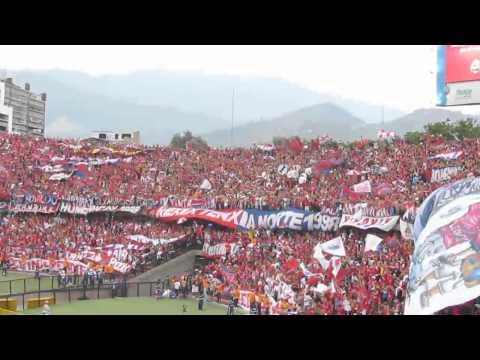 DIM Vs Cucuta-Celebración 100 años-Rexixtenxia Norte 2013 - Rexixtenxia Norte - Independiente Medellín
