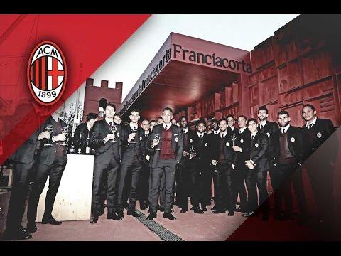AC Milan na sejmu EXPO (video)