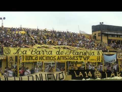 Flandria vs Brown de Adrogue - La Barra de Flandria - Flandria