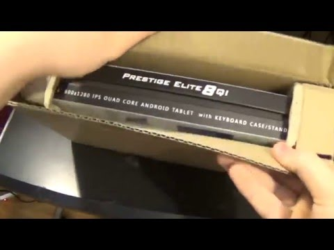 Prestige Elite 8 Unboxing