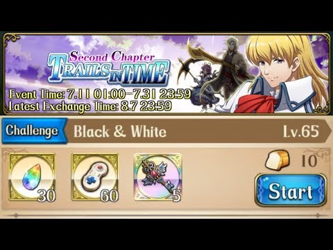 Langrisser M - Trails In Time SC Challenge Battle 4 - Black & White