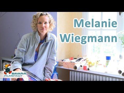 Melanie Wiegmann - Nachgefragt: Stars in der Bavaria Filmstadt