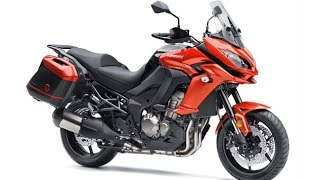 8. New - 2015 Kawasaki Versys 1000 LT Specifications