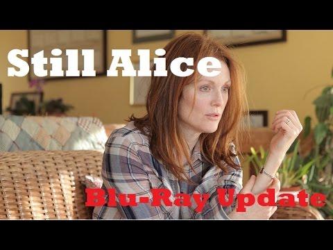 Still Alice (2014) Movie Review Blu-Ray Update