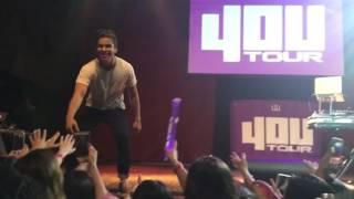 Alex Aiono - One Dance & Hasta El Amanecer | Dallas, TX