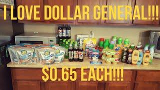 Guys I love Dollar General lmao.