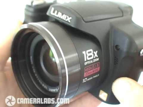 Panasonic Lumix DMC-FZ28 review