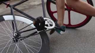 Haiphong Vietnam  City new picture : Fixed Gear HaiPhong(VietNam) - Tuan Anh Slider - One Day