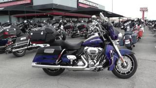 1. 960634 - 2011 Harley Davidson CVO Ultra Classic   FLHTCUSE6 - Used motorcycles for sale