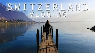 Montreux Switzerland  City new picture : SWITZERLAND VLOG #6 | MONTREUX; CHÂTEAU DE CHILLON