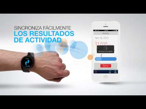 Reloj Monitor de Actividad iHealth