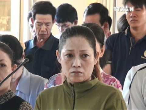 110 năm tù cho việc tổ chức mua bán dâm tại Việt Nam