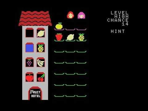 Fruit Search (1983, MSX, Takara)
