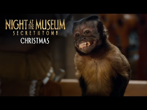 Night at the Museum: Secret of the Tomb (TV Spot 'Biggest Legends')