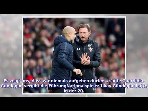 Premier League: Manchester City überholt Liverpool in der Tabelle