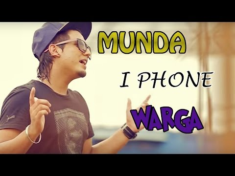 Munda iPhone Warga - A Kay Ft Bling Singh