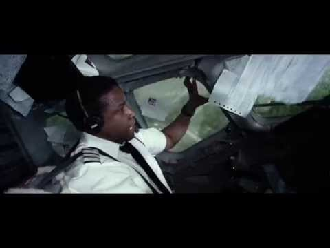 Flight crash with Interstellar docking scene score