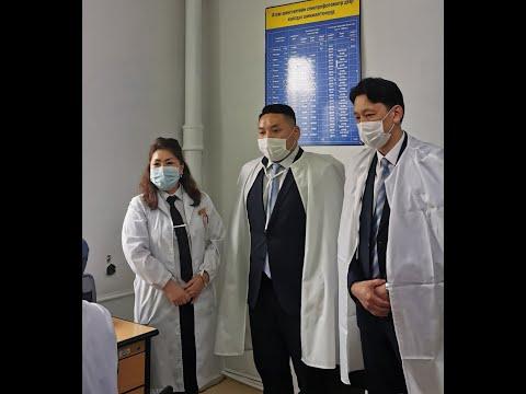 Нийслэлийн Mэргэжлийн хяналтын газрын лабораторид 258 сая төгрөгийн тоног төхөөрөмж өглөө