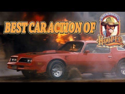Best Car Action of Hooper