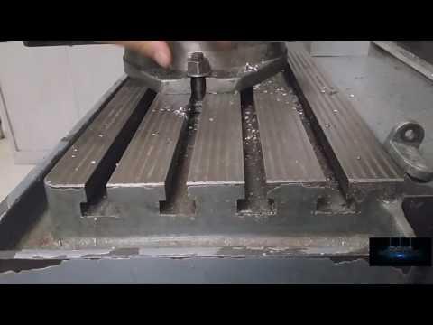 MECCANICA: La fresatrice
