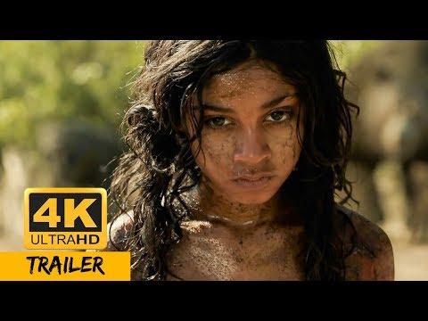 MOWGLI (2018) - 1st Official Trailer in 4K Ultra HD