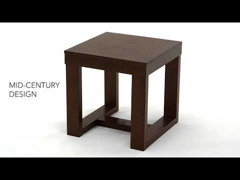 Watson T481-2 Square End Table