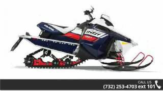 8. 2016 Polaris 600 INDY® SP Terrain Dominator LE  - Xtreme...