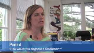 Q&A About Concussion Diagnosis and Evaluation- The Children's Hospital of Philedelphia