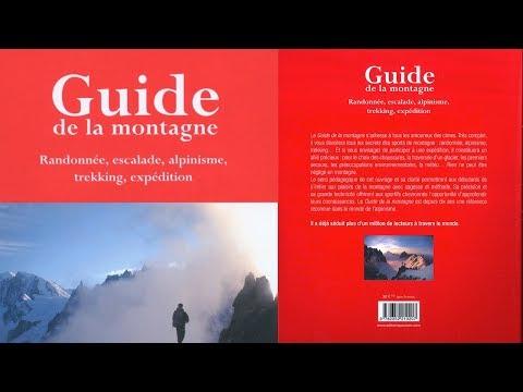 Le Guide de la montagne Editions Paulsen Guérin Chamonix Mont-Blanc Michel Guérin littérature - 6994