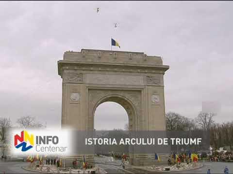 Povestea Arcului de Triumf