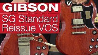 Jetzt bei session kaufen: https://www.session.de/GIBSON-1962-SG-Standard-Reissue-VOS-FC.html Die Gibson 1962 SG...
