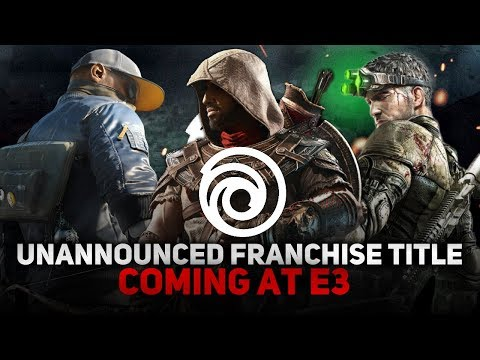 Ubisoft to Announce New Franchise Title at E3 -  Assassin's Creed, Splinter Cell or Watch Dogs 3? (видео)