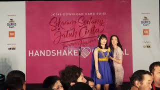 Video JKT48 - Kinal @. HS Tadaima Reinaichu MP3, 3GP, MP4, WEBM, AVI, FLV Desember 2018