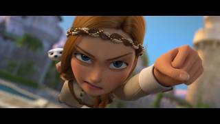 The Snow Queen: Mirrorlands (2018) Official trailer