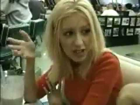 Christina Aguilera - The Discovery - Genie Gets Her Wish 1999