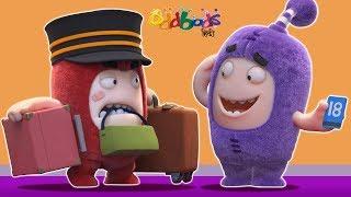 Video Oddbods - HOTEL HASSLE | Full Episodes | Funny Cartoons | ओडबोड्स होटल हैसल MP3, 3GP, MP4, WEBM, AVI, FLV Desember 2018