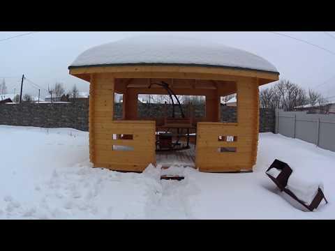 Построить каркасный дом за 300 тыс рублей - невозможное возможно  (СтроимТепло.Ру) - DomaVideo.Ru
