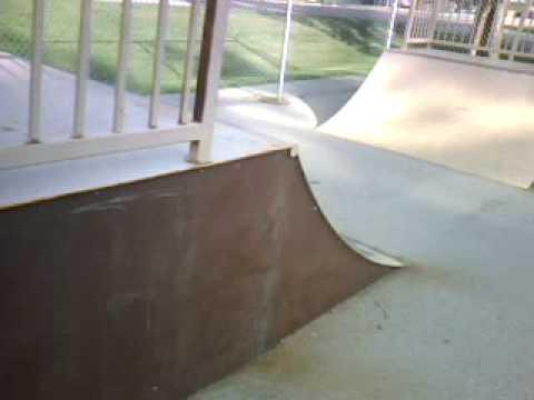 wenchester skatepark